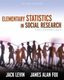 Elementary Statistics in Social Research 2nd Edition