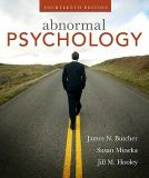 Abnormal Psychology 14th Edition