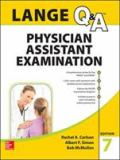 Lange Q and A Physician Assistant Examination 7th Edition
