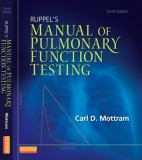 Ruppel's Manual of Pulmonary Function Testing 10th Edition