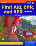 Advanced First Aid, CPR, and AED 6th Edition