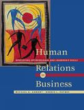 Human Relations in Business 1st Edition