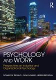 Psychology and Work 1st Edition