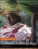 Cultural Anthropology 9780073315096