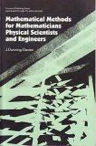 Mathematical Methods for Mathematicians, Physical Scientists and Engineers 9781904275107