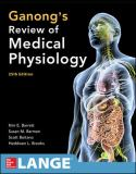 Ganong's Review of Medical Physiology 25th Edition 25th Edition