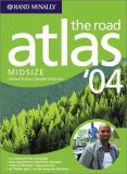 2004 Midsize Road Atlas 9780528845116