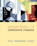 Essentials of Corporate Finance 6th Edition