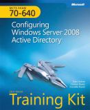 MCTS Self-Paced Training Kit (Exam 70-640) 9780735625136