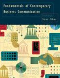 Fundamentals of Contemporary Business Communication 9780618645176