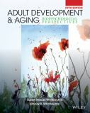 Adult Development and Aging 9781118425190