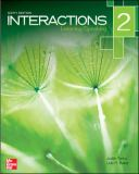 Interactions Level 2 Listening/Speaking Student Book 6th Edition