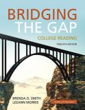 Bridging the Gap Plus MyReadingLab with Pearson EText -- Access Card Package 12th Edition