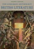 The Longman Anthology of British Literature, Volume II 4th Edition