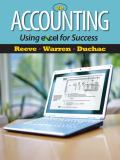 Accounting Using Excel® for Success 9781111535216