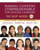 Making Content Comprehensible for English Learners 5th Edition