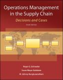 Operations Management in the Supply Chain 9780073525242