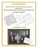 Family Maps of Red River Parish, Louisiana, Deluxe Edition 9781420315257