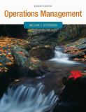 Operations Management 9780073525259