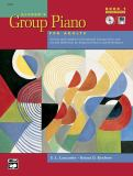Alfred's Group Piano for Adults Student Book, Bk 1 2nd Edition
