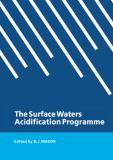The Surface Waters Acidification Programme 9780521395335