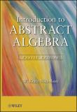 Introduction to Abstract Algebra 4th Edition