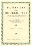 Humanists and Bookbinders 9780521355360