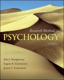 Research Methods in Psychology 10th Edition