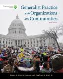 Generalist Practice with Organizations and Communities 6th Edition