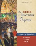 The Brief American Pageant 9780495915379