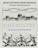 Student's Selected Solutions Manual for Chemistry 1st Edition