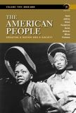 The American People 9780205805389