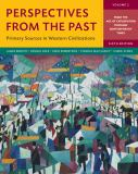Perspectives from the Past 6th Edition