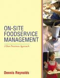 On-Site Foodservice Management