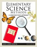 Elementary Science Methods 6th Edition