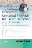 Statistical Methods for Trend Detection and Analysis in the Environmental Sciences 9780470015438