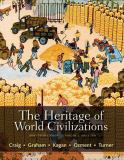 The Heritage of World Civilizations 9780205835478