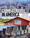 Crime Control in America 3rd Edition