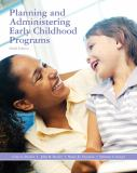 Planning and Administering Early Childhood Programs 9th Edition