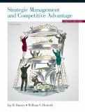 Strategic Management and Competitive Advantage 9780132555500