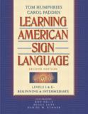 Learning American Sign Language 2nd Edition