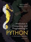 Introduction to Computing and Programming in Python 9780134025544