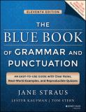 The Blue Book of Grammar and Punctuation 11th Edition