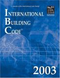 International Building Code 2003 9781892395566