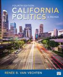 California Politics 4th Edition