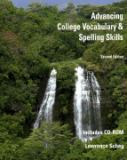 Advancing College Vocabulary and Spelling Skills