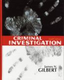 Criminal Investigation 8th Edition