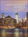 Advanced Financial Accounting 9780078025624