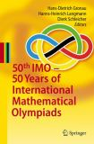 50th IMO - 50 Years of International Mathematical Olympiads 9783642145643