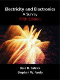 Electricity and Electronics 5th Edition